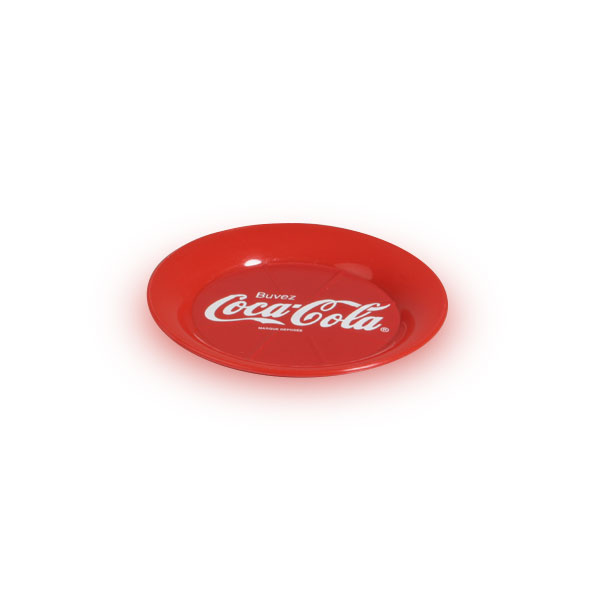1947 – COUPELLE RONDE ROUGE COCA COLA